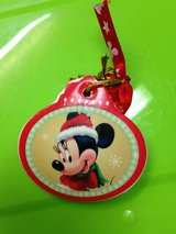 MIckey Mouse Christmas decoration in Wiesbaden, GE