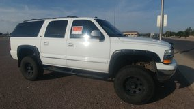 2004 Chevy Suburban - Loaded in Las Cruces, New Mexico