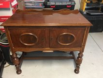Antique buffet table in Oceanside, California