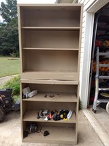 Metal Shelf (good for garage/shop) in Perry, Georgia