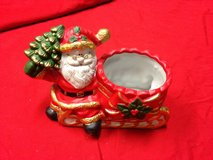 Santa Candle Holder in Wiesbaden, GE