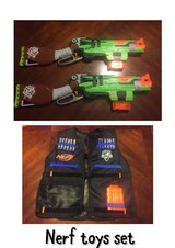 Nerf Toy Set in El Paso, Texas