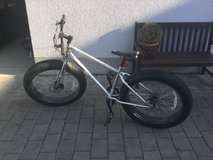 Mongoose Fatbike in Ramstein, Germany