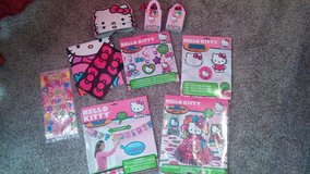 Hello Kitty birthday decorations in Fort Lewis, Washington