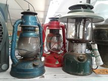 Lanterns Kerosene USA Made in Camp Lejeune, North Carolina