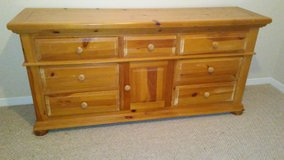 Pine dresser in Houston, Texas