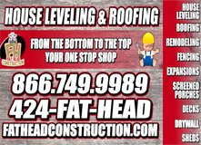 House leveling and Mobile Home leveling in Liberty, Texas