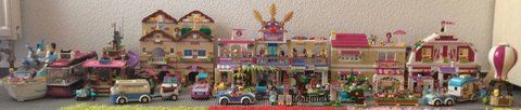 LEGO Friends Extravaganza -- 75% Off! in Ramstein, Germany