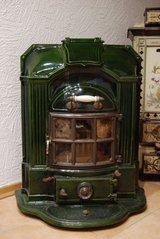 French stove, De Dietrich in Ramstein, Germany