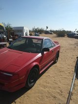 Toyota MR2 in Yucca Valley, California