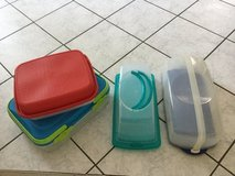 Set of 4 containers ( various) in Ramstein, Germany