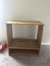 Solid Wood Entertainment Center in Oswego, Illinois