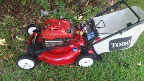 2 Toro recycler lawn mowers in Livingston, Texas