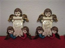 2 old set of Angels in Alamogordo, New Mexico