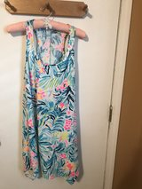 lilly Pulitzer dress in Fort Campbell, Kentucky