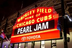 Pearl Jam at Wrigley (2 tix) 8/20 100 level in Naperville, Illinois