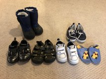Boy Toddler shoes in Naperville, Illinois