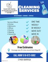 Cleaning Services in Camp Lejeune, North Carolina