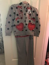 Girl's 2 Pc  Size 5 Jogging Suit in Spring, Texas