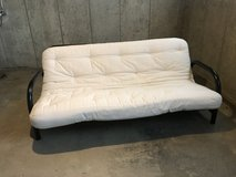 Futon with thick mattress in Plainfield, Illinois