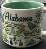 Starbucks Alabama Coffee Mug New Been There Series in Ramstein, Germany