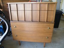 Mid-Century Modern Walnut Chest in Naperville, Illinois