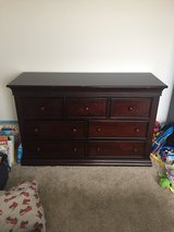 7 drawer dresser in Shorewood, Illinois