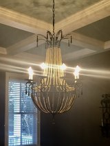 Chandelier in Beaufort, South Carolina