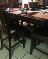 Dining Table with 6 Chairs in CyFair, Texas