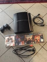 PS3 and games in Ramstein, Germany