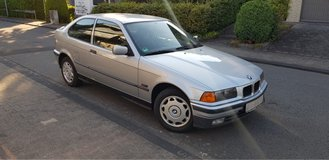 BMW e36 316i automatic A/C, new POV inspection in Baumholder, GE