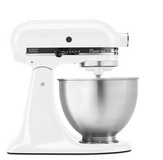 KitchenAid KSM75WH Classic Plus Series 4.5-Quart Tilt-Head Stand Mixer, White in Lancaster, Pennsylvania