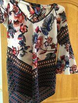 Colorful blouse size M in Okinawa, Japan