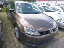 2012 VW JETTA US SPECS in Ramstein, Germany