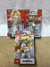 **LIMITED COLLECTION! Amiibo 3 Pack (SET NEW)** in Okinawa, Japan