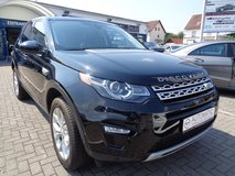 2015 LANDROVER DISCOVERY 7 SEATS in Ramstein, Germany