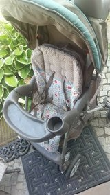 stroller with car seat in Ramstein, Germany