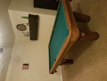 Brand New Pool Table/ ping pong table in Beaufort, South Carolina