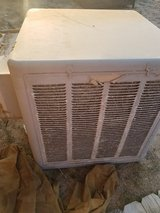 Window Unit Evaporative Cooler in Yucca Valley, California