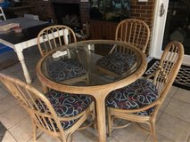 table and chairs in Camp Lejeune, North Carolina