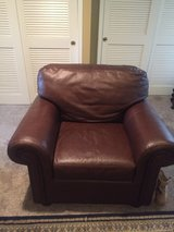 leather arm chair in Bel Air, Maryland