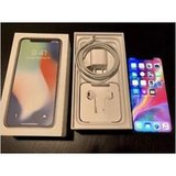 Apple iPhone X - 256GB - Silver Factory Unlocked in Fort Hood, Texas