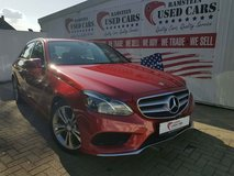 2014 Mercedes E350 4MATIC in Baumholder, GE