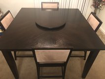 Dining Table Reduced need to sell by Friday in Travis AFB, California