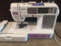 Brother SE 400 Embroidery and sewing maching in The Woodlands, Texas