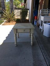 end table in Camp Pendleton, California