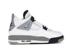 Air Jordan Retro 4 Cement in West Orange, New Jersey