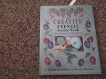 the creative stencil source book in Alamogordo, New Mexico