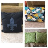 variety of beaded pillows in Fort Polk, Louisiana