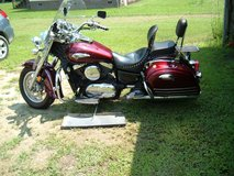 Kawasaki Vulcan 1500 in Cherry Point, North Carolina